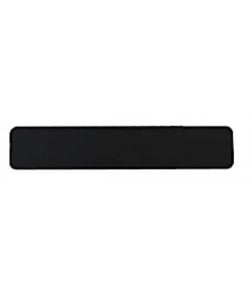 JRS Black Round Corner Plastic Insert for 7129 Holder