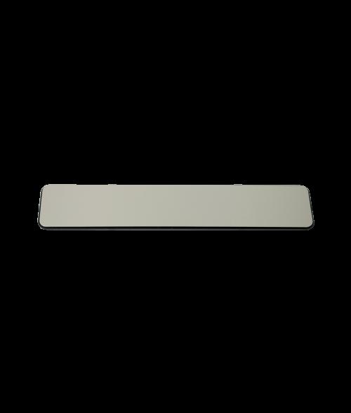 JRS Grey/Black Round Corner Plastic Insert for 7129 Holder