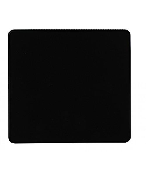 JRS Black Round Corner Plastic Insert for 7166 Holder
