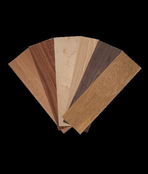 "Sauers & Co 1/16"" Thick Wood Veneer"