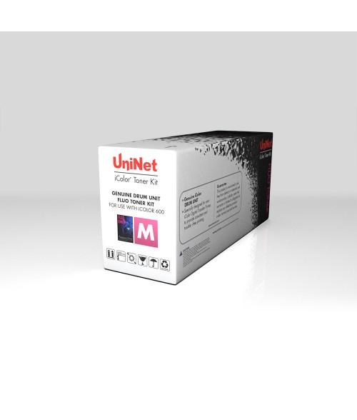 UniNet iColor 600 Fluorescent Magenta Drum