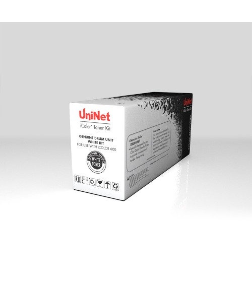 UniNet iColor 600 White Drum