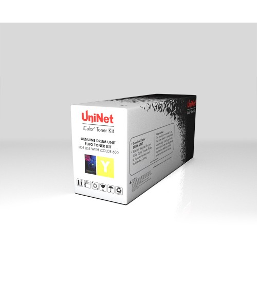 UniNet iColor 600 Fluorescent Yellow Drum