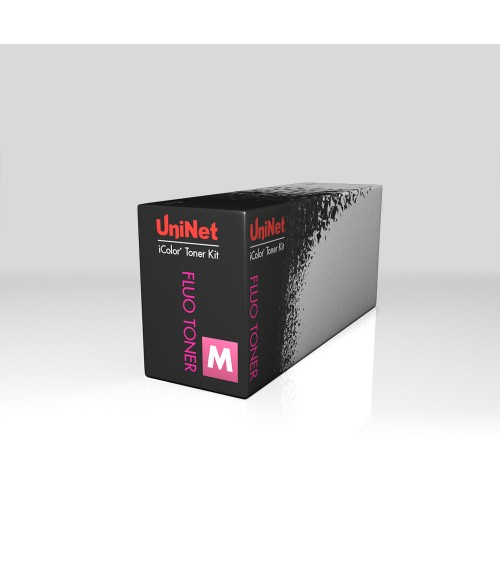 UniNet iColor 600 Fluorescent Magenta Toner Cartridge