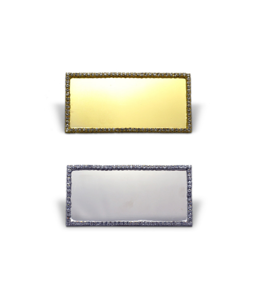 Image Maker Jeweled Badge Frame