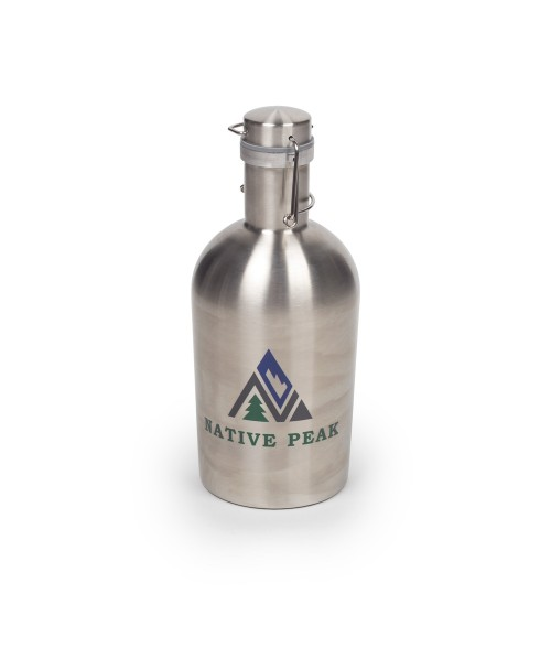 Stainless Steel 64oz Beer Growler
