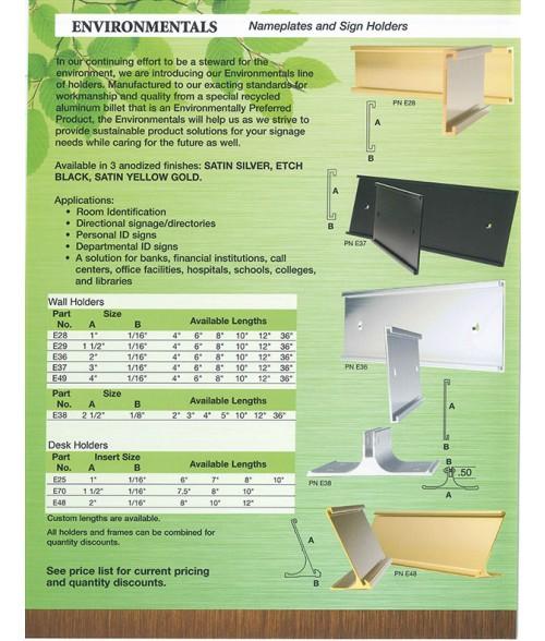 JRS Environmentals Sales Brochure