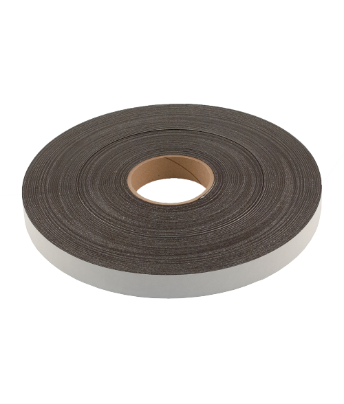 "JP 1"" x 100' .060"" Magnetic Tape with Adhesive"
