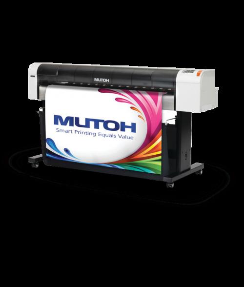 Mutoh RJ-900X Large Format Sublimation Printer Kit