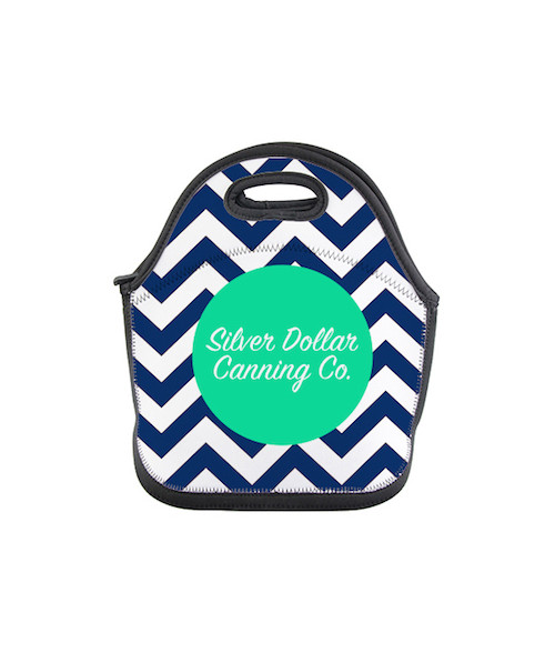 "Neoprene 11.8"" x 11.8"" Lunch Tote"