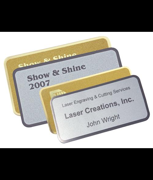 LaserFrost Plates