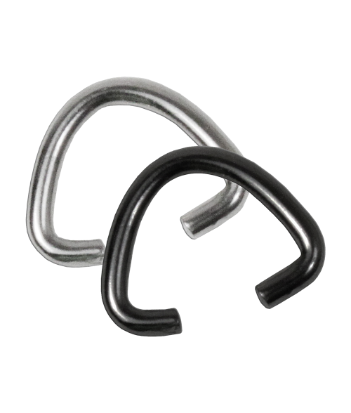 """1"""" Oval Jump Ring"""