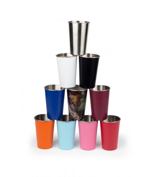 16oz Laserable Pint Glass Sample Kit