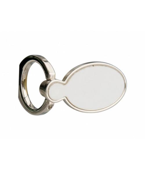 Oval Mobile Phone Ring Holder