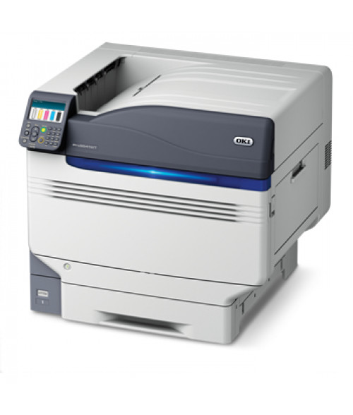 OKI® Pro9541WT Textile Transfer Printer (White Toner)