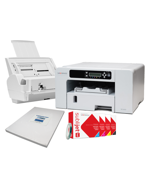 Sawgrass Virtuoso SG400 Desktop Sublimation Printer Package