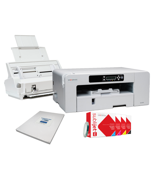Sawgrass Viruoso SG800 Desktop Sublimation Printer Package