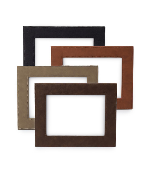 "Saddle Collection 5"" x 7"" Photo Frame"