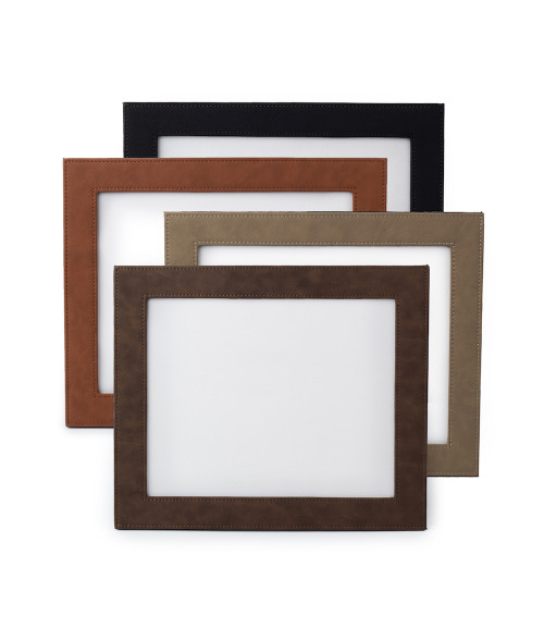 "Saddle Collection 8"" x 10"" Photo Frame"