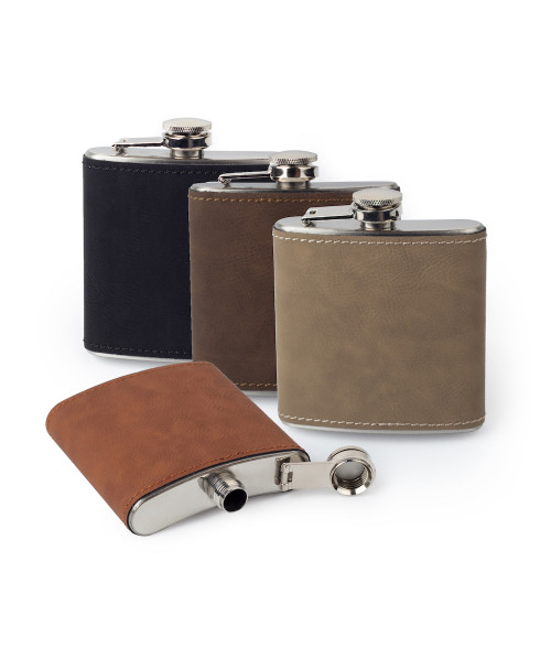 Saddle Collection 6oz Hip Flask
