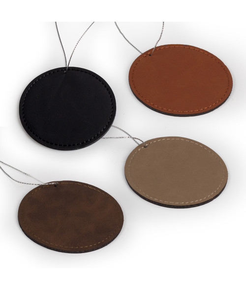 Saddle Collection Round Ornament