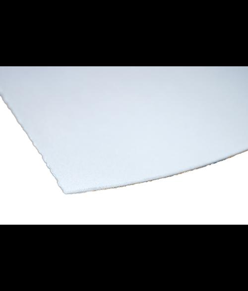 "SubliCloth White 12"" x 20"" Sheet"