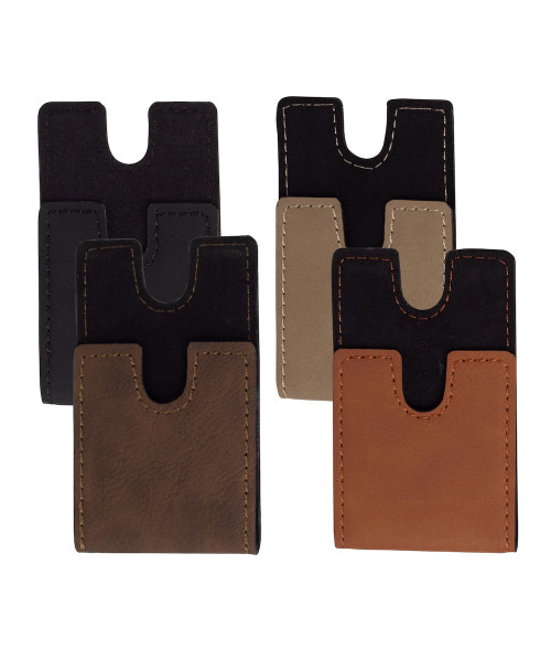 Saddle Collection Large Money Clip