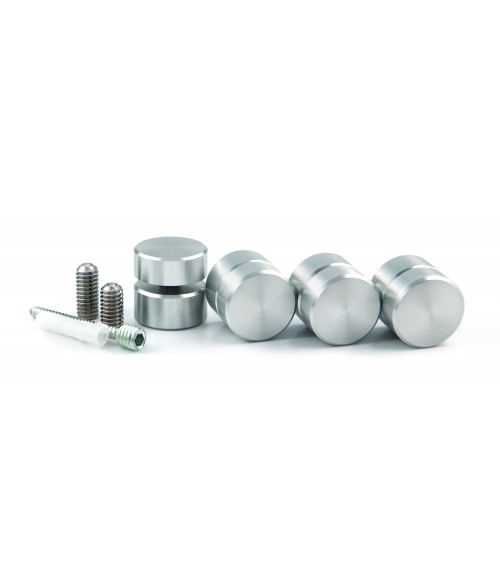 """Gyford Clear Anodized 1"""" Diameter Stand-Offs Kit"""