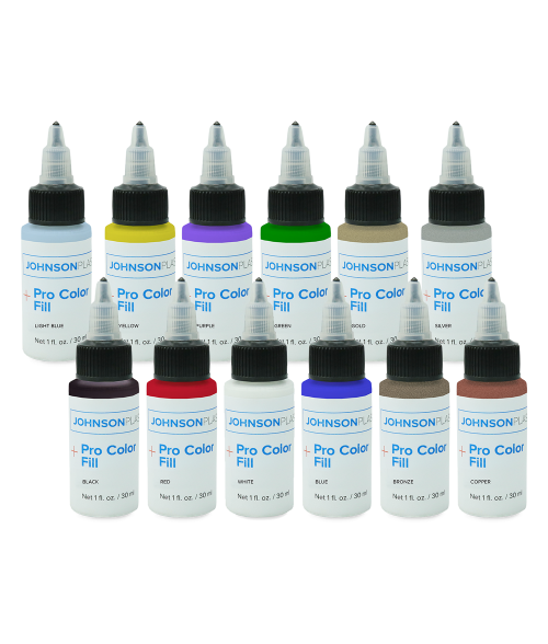 Deluxe Pro Color Fill Kit (12 Colors)