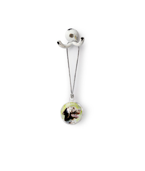 Small Hanging Ball Ornament