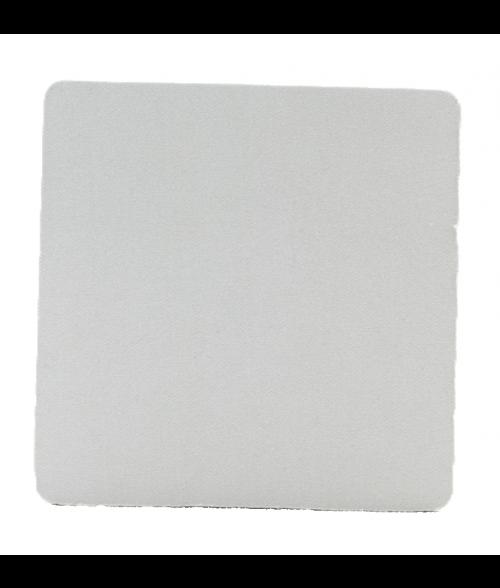 "4"" x 4"" Square Fabric Coaster (1/8"" Thick)"