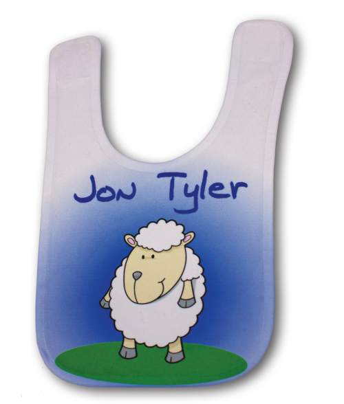 Vapor Fleece Baby Bib