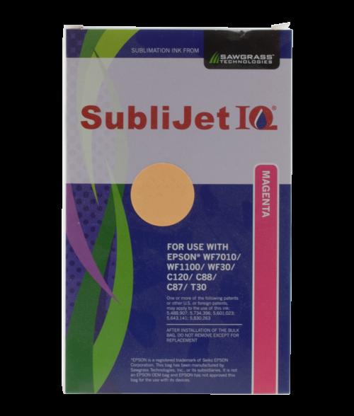Sawgrass Sublijet-IQ Magenta 90ml Ink Bag (Epson WF7010|WF1100|WF30|C120|C88|C86|C84)
