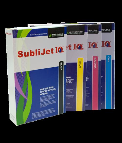 Sawgrass Sublijet-IQ Ink Kit (Epson WF1100|WF7010)