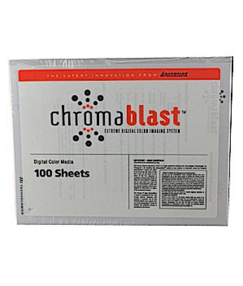 "Chromablast 8.5"" x 11"" Paper (100 Sheets)"