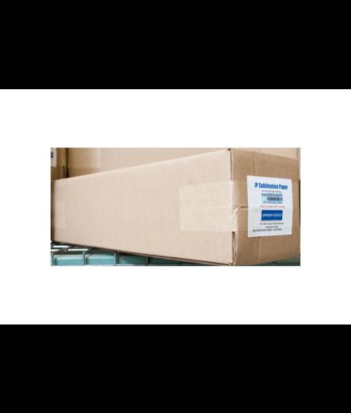 "Johnson Plastics 24"" x 250' Sublimation Paper Roll"