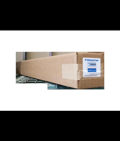 "Johnson Plastics 54"" x 250' Sublimation Paper Roll"