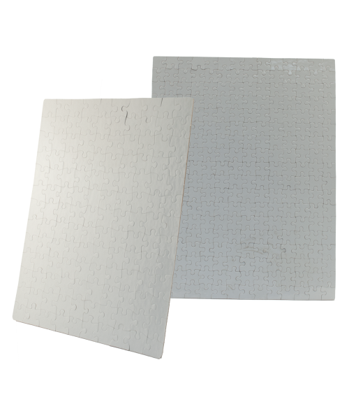 "10-1/2"" x 13-9/16"" Rectangle Cardboard Jigsaw Puzzle"