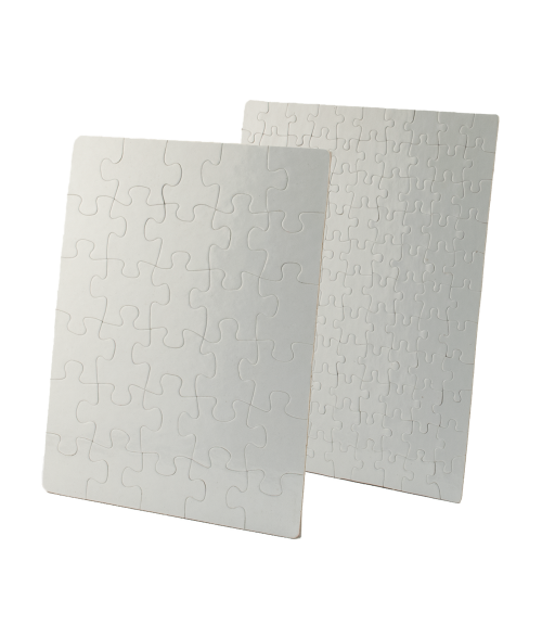"7-1/2"" x 9-1/2"" Rectangle Cardboard Jigsaw Puzzle"