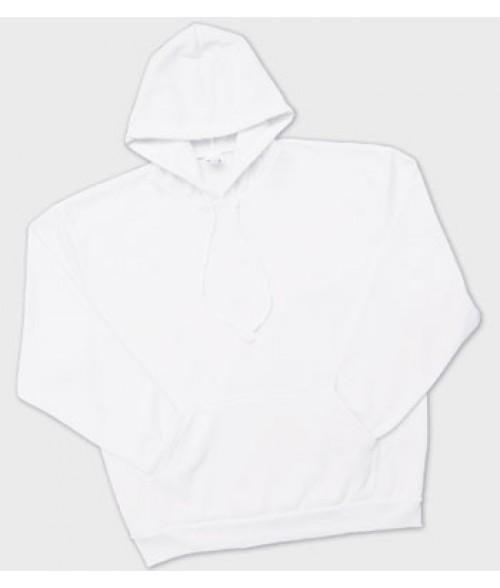 Vapor Adult White Hoodie (2X)