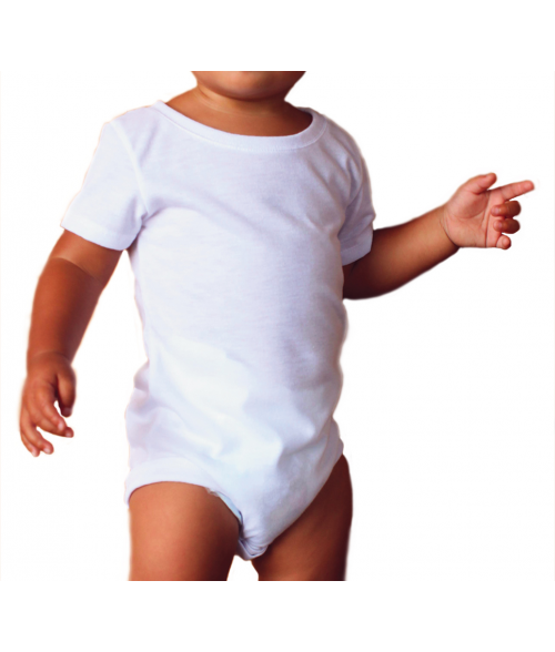 Vapor Baby White One-Piece