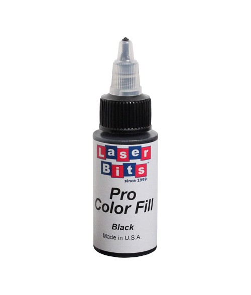 Black Pro Color Fill (1oz)