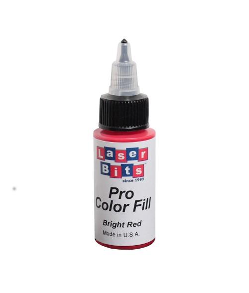 Bright Red Pro Color Fill (1oz)
