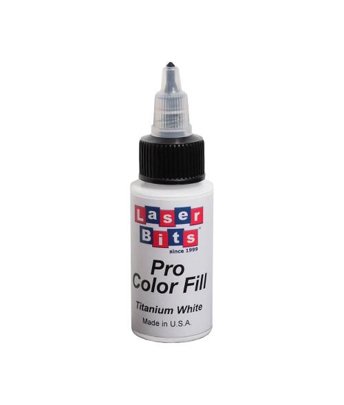 Titanium White Pro Color Fill (1oz)