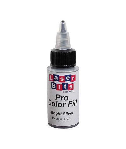 Bright Silver Pro Color Fill (1oz)