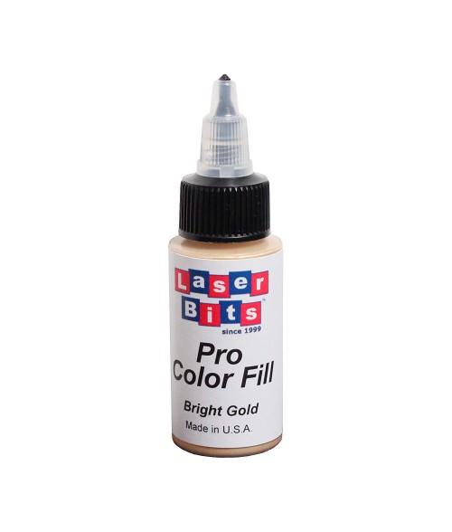 Bright Gold Pro Color Fill (1oz)
