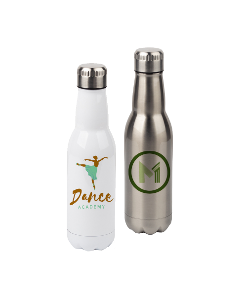 16oz Stainless Beer Bottle
