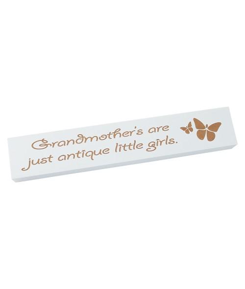 Cream Large Message Bar