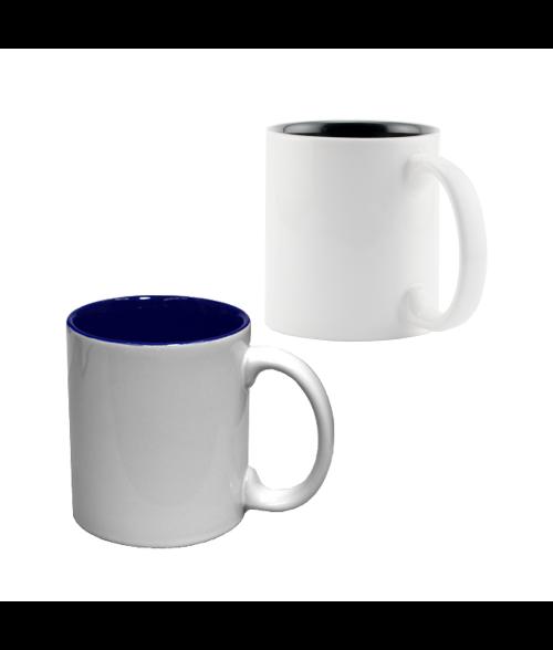 Rhinocoat 11oz Two Tone Mug