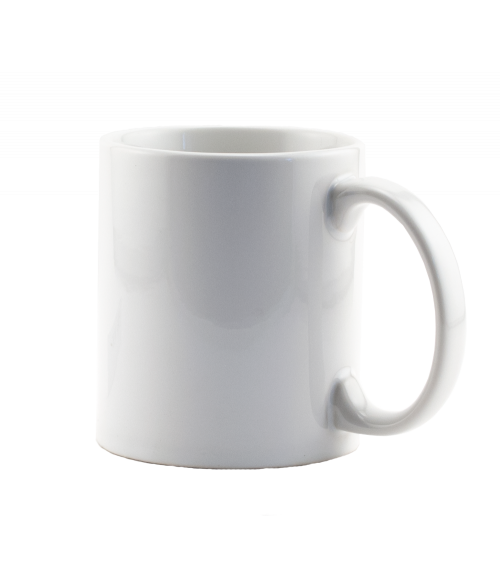 Rhinocoat White 11oz Mug (36/Case)